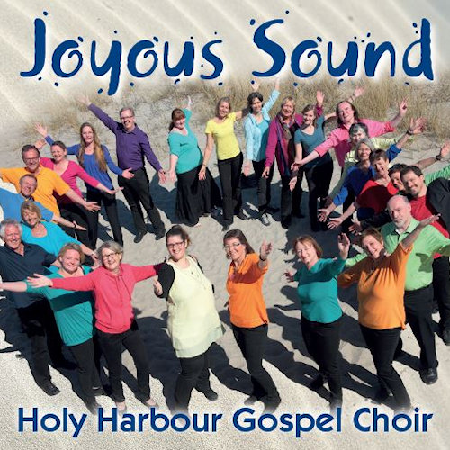 "Cover CD ""Joyous Sound"""