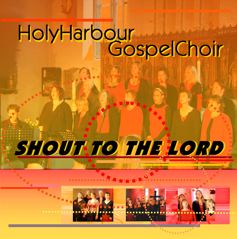 "CD-Cover ""Shout to the Lord"" (2009)"