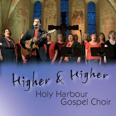 "CD-Cover ""Higher & Hogher"" (2013)"
